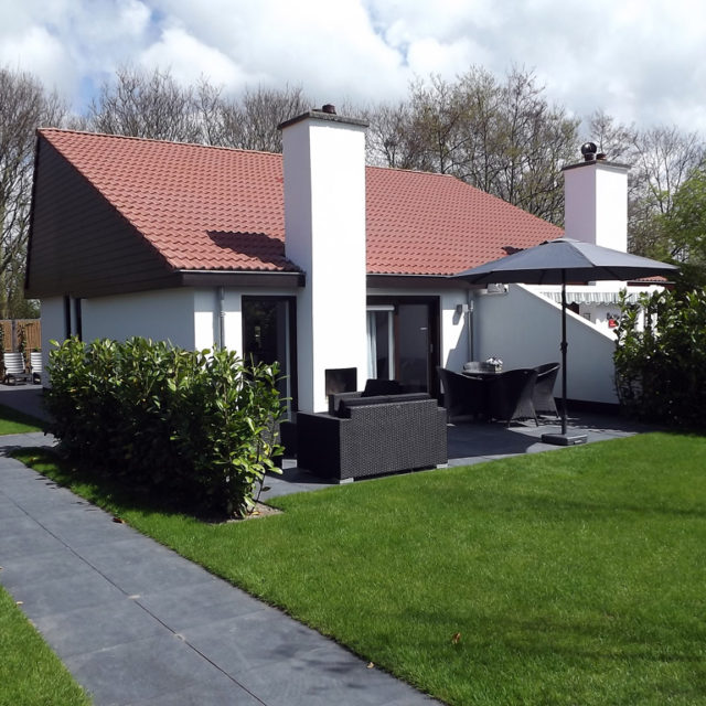 Geschakelde bungalows
