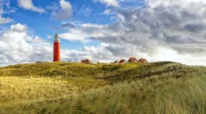 Texels Landschap Vuurtoren